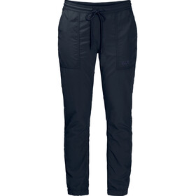 Jack Wolfskin Kalahari Cuffed Pants Damen midnight blue